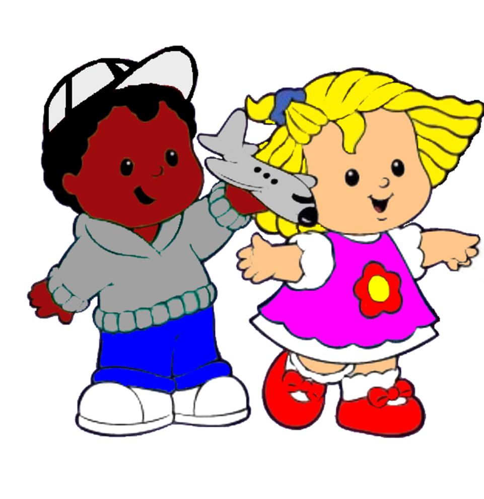 Disegno di bambini asilo colorato istituto canossiano for Immagini teschi disegnati